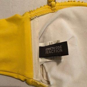 Kenneth Cole Reaction Swim - Final Sale! Kenneth Cole Ruffle bikini top